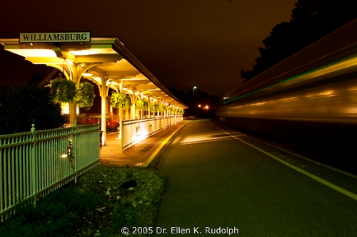 Williamsburg Transportation Center