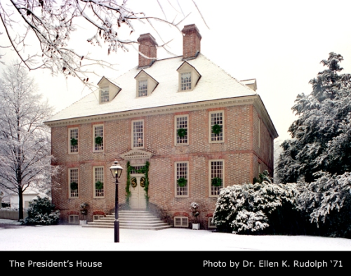 The President's House, College of William & Mary